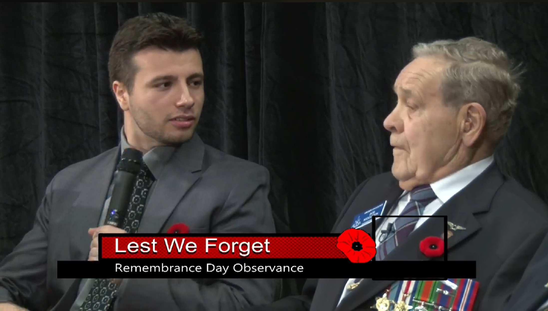 2018 Remembrance Day Observance
